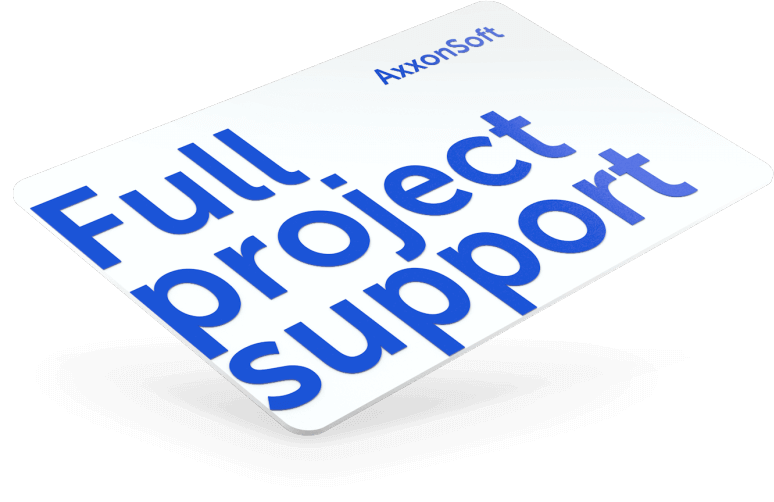 Full project support