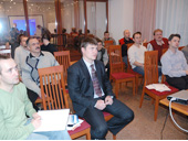 Axxon (former ITV) takes part in Axis Communications seminars in Moscow