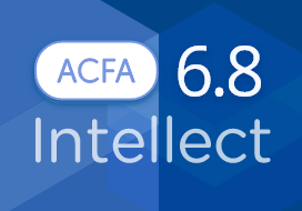 ACFA Intellect 6.8 Released