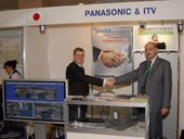 Results of Axxon (former ITV) and Panasonic collaboration at the International Anti-Terror Forum