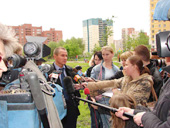 Safe City project launched in Saint Petersburg