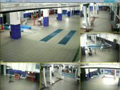 Improved security at the Bosch car service center